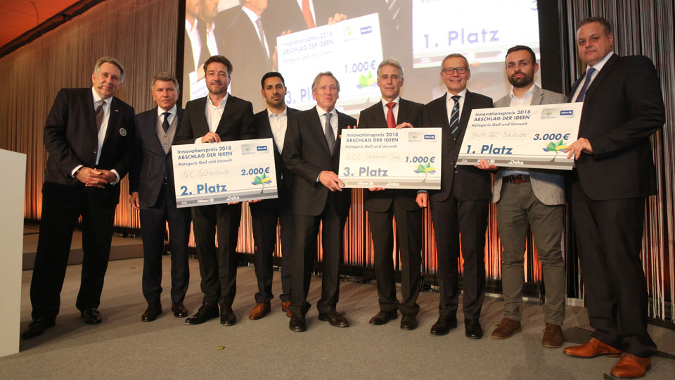 DGV-Innovationspreis alle Gewinner (Foto: Herlich)