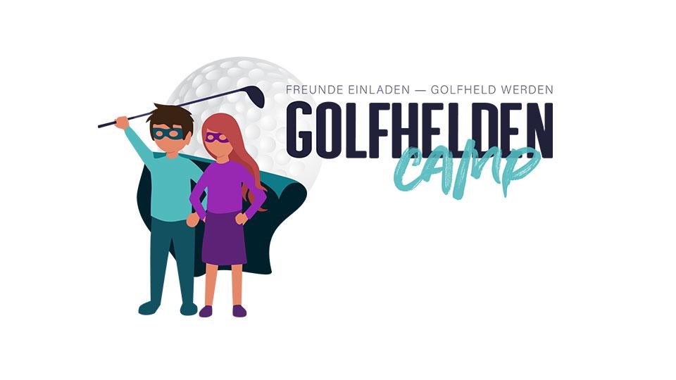 Freunde einladen, Golfheld werden, das ist das Motto des Golfhelden-Camps, das der DGV 2019 initiiert. (Bild: Alexander Rochau/iStock)