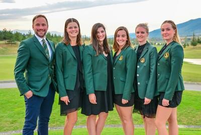 Die Damen des Hamburger GC bei der European Club Trophy. (Foto: EGA)