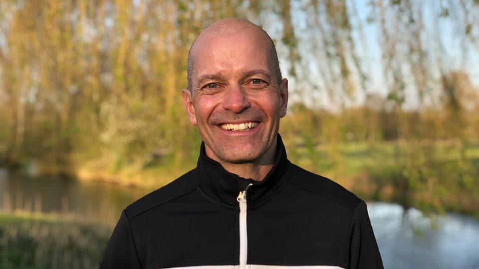 Erster zertifizierter Nachwuchsleistungssport-Trainer Thomas Becker (Bild: privat)