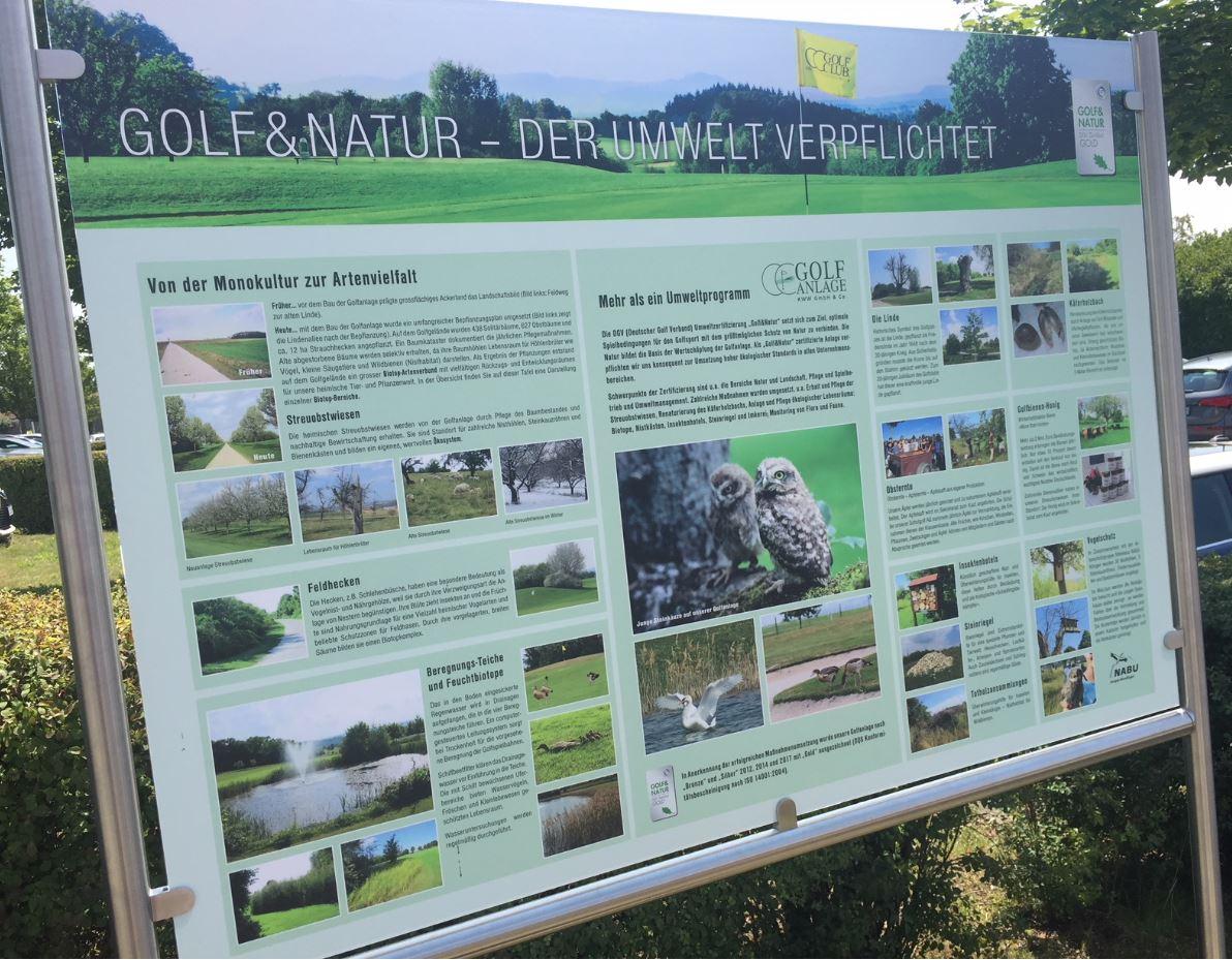 Projekteinreichung GC Kirchheim Wendlingen