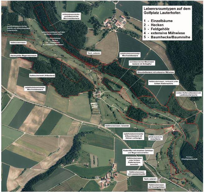 Projekteinreichung Golfclub Lauterhofen e.V.