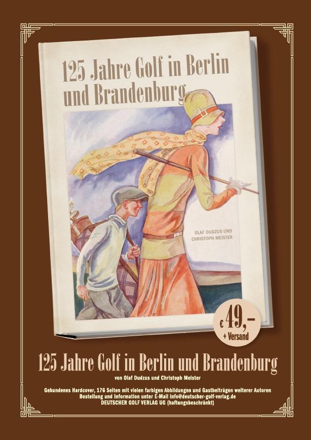 125 Jahre Golf in Berlin und Brandenburg