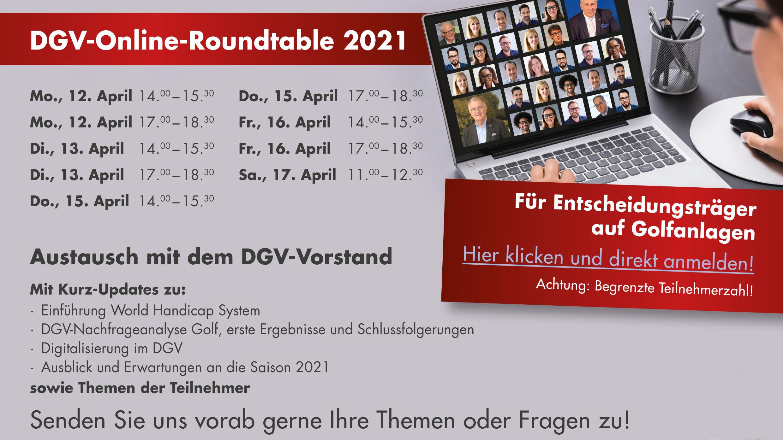 DGV-Online-Roundtable