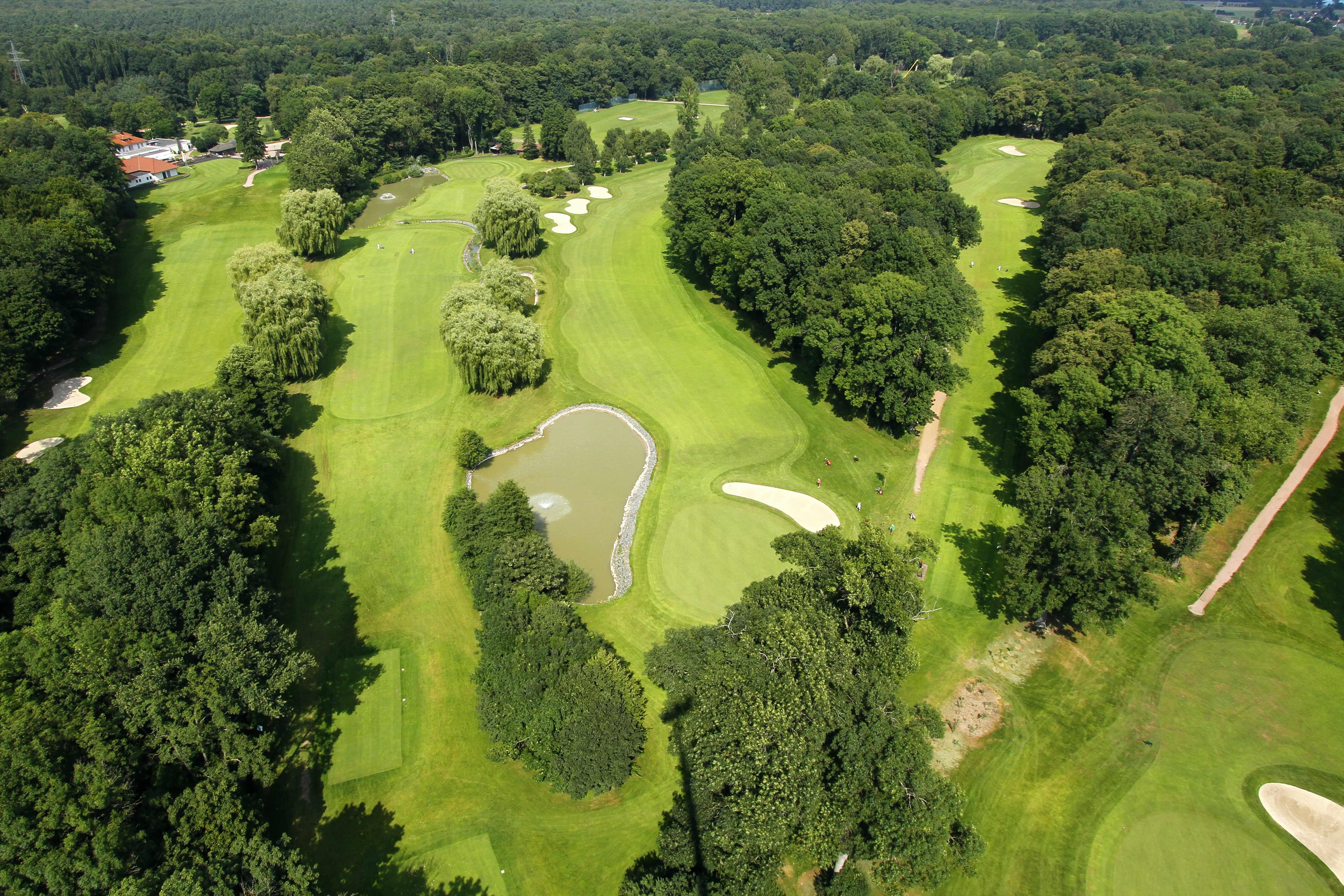 Golf&Natur-Gold-Zertifikat für den Golf Club Hanau-Wilhelmsbad