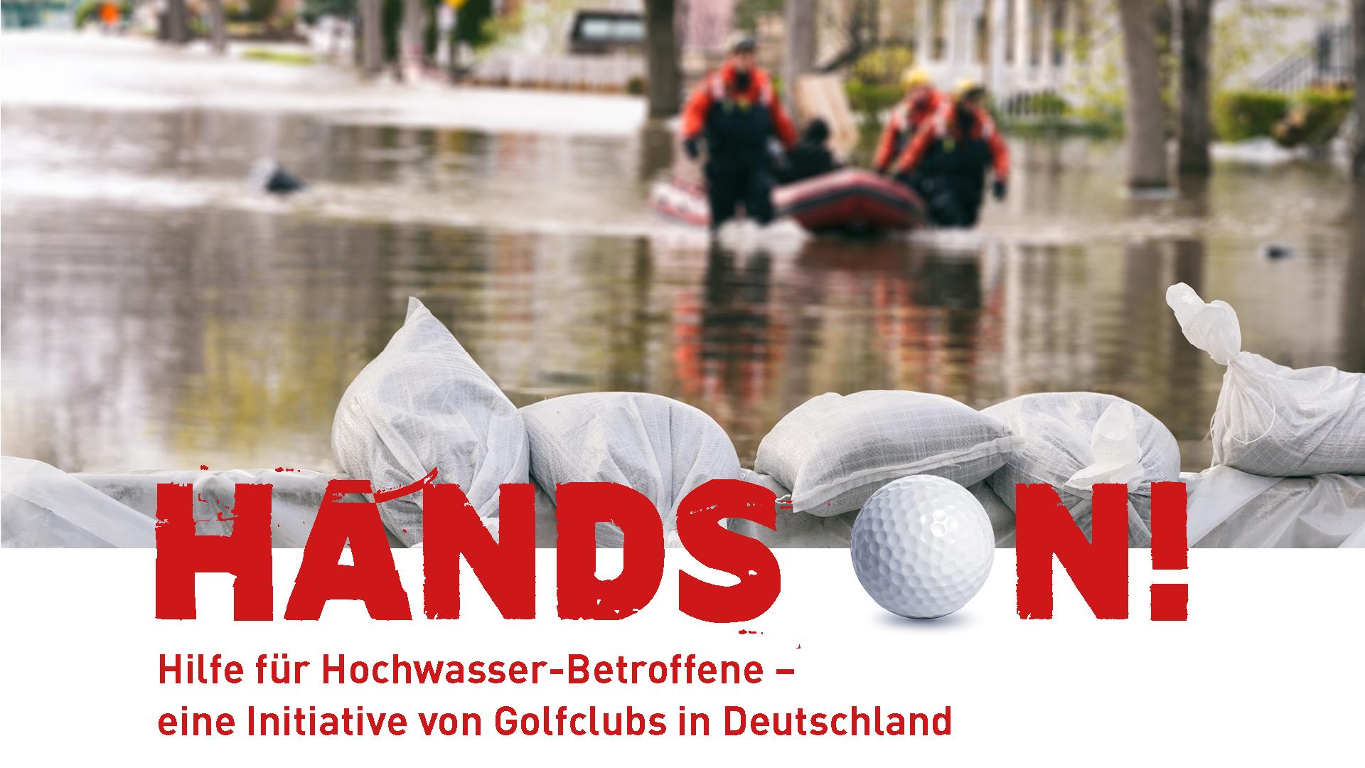Hilfe für Hochwasserbetroffene - Social-Media 16:9