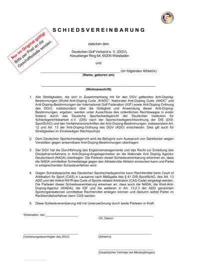 DGV-Schiedsvereinbarung_2018
