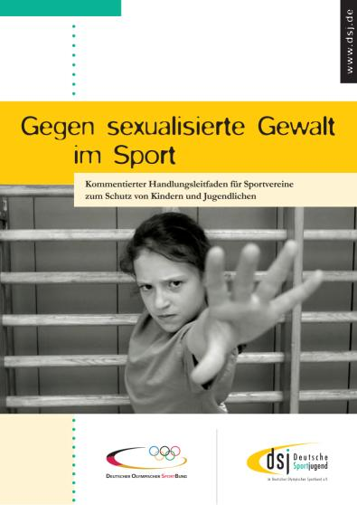 Handlungsleitfaden: Gegen sexualisierte Gewalt im Sport